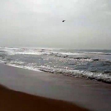 Amazing View of Visakhapatnam Sea