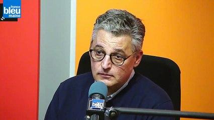 Bernard Richard, président de l'ADOPS-72