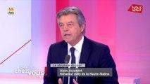 Polémique au conseil régional de Bourgogne-Franche-Comté : « Cela a été très très mal géré » selon Alain Joyandet