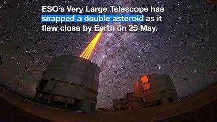 Imágenes del asteroide 1999 KW4 Potencialmente Peligroso y la defensa planetaria