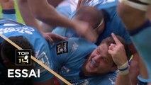 TOP 14 - Essai Paul WILLEMSE (MHR) - Bayonne - Montpellier - J7 - Saison 2019/2020