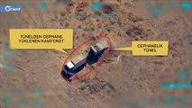 بالفيديو.. الطيران التركي يدمر سيارة محملة بعناصر الوحدات الكردية شرق الفرات