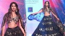 Ileana D'Cruz walks the ramp of Bombay Times Fashion Week; Watch Video | FilmiBeat