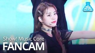 [예능연구소 직캠] WekiMeki - Tiki-Taka(99%) (LUA), 위키미키 - Tiki-Taka (루아) @Show Music Core 20190817