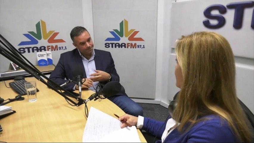 Θέμης Χειμάρας: Περιμένω πιο γρήγορες ταχύτητες στην κυβέρνηση, για τα θέματα της Φθιώτιδας