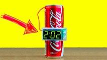 ЧАСЫ из КОКА КОЛЫ Coca cola