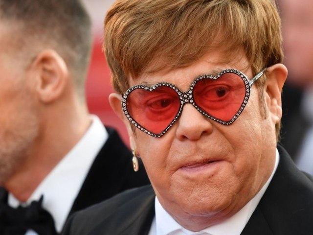"""Mental krank"": Elton John lästert über Michael Jackson"