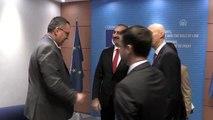 Adalet Bakanı Abdulhamit Gül, Fransa'da - STRAZBURG