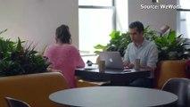 SoftBank eyes full control of WeWork