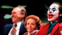 Joker Laugh - Clip - Joaquin Phoenix Robert De Niro