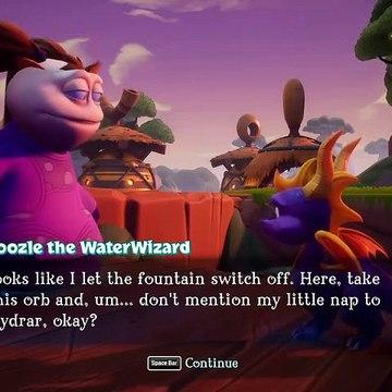 Spyro Reignited Trilogy (PC), Spyro 2 Ripto Rage Playthrough Part 21 Mystic Marsh