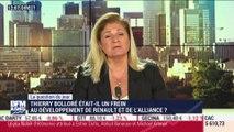 La question du jour: Thierry Bolloré était-il un frein au développement de Renault et de l'alliance ? - 14/10