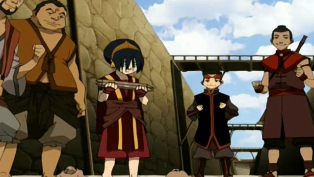Avatar: The Last Airbender S03E07 The Runaway - The Last Airbender S03E07