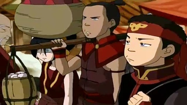 Avatar: The Last Airbender S03E08 The Puppetmaster - The Last Airbender S03E08