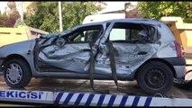 Küçükçekmece'de zincirleme trafik kazası: 5 yaralı