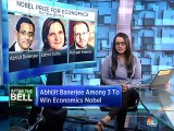 Indian-origin economist Abhijit Banerjee awarded Nobel Prize for economics