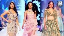 Bombay Times Fashion Week Day 2: Aditi Rao, Vaani Kapoor, Rakul Preet Sizzles On The Ramp