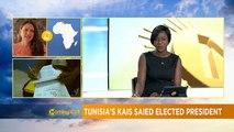 Kais Saied to be Tunisia's next president [Morning Call]
