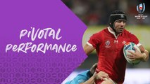 Halfpenny's stunning show of skill against Uruguay