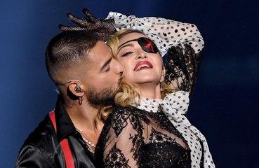 Taylor Swift'ten Madonna'ya övgü