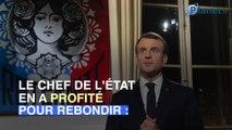 Comment Jacques Chirac s'invite dans le quotidien d'Emmanuel Macron