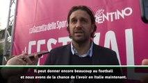 """Fiorentina - Toni : """"L'Italie a de la chance d'avoir Ribéry"""""""