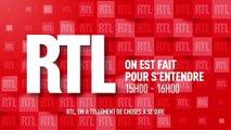 Le journal RTL du 14 octobre 2019