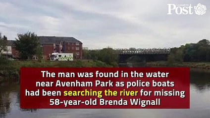 Man found in River Ribble during police search for missing woman Brenda Wignall