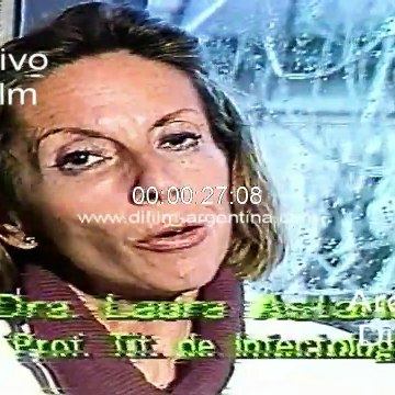 Report on the AIDS virus in Argentina 1990
