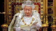 """Elizabeth II prononce son """"Discours du trône"""" sur fond de Brexit"""