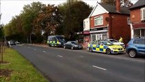 Murder squad detectives investigate death at Carr House Road