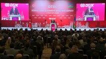 """- Cumhurbaşkanı Erdoğan: 'Türkiye, Barış Pınarı Harekatıyla en az 1974 Kıbrıs Barış Harekatı kadar hayati önemde bir adım atmıştır"""""""