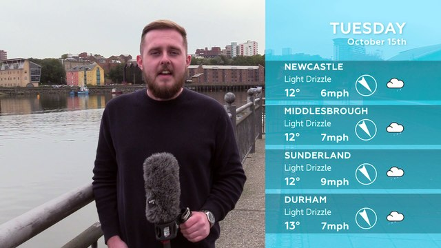 WEATHER: October 15th 2019