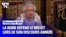 La reine Elisabeth II défend le Brexit lors de son traditionnel discours annuel