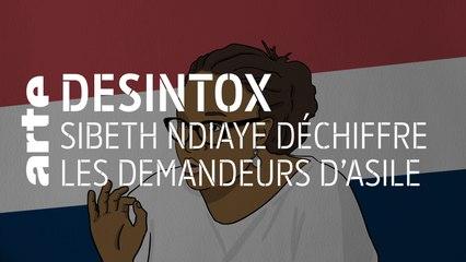 Sibeth Ndiaye et les demandeurs d'asile | 14/10/2019 | Désintox | ARTE