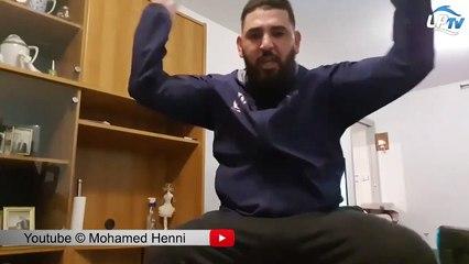 Debrief OM-Montpellier - Mohamed Henni(0)