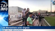 Les marseillais avec Gignac - Jolie 100e pour Valbuena