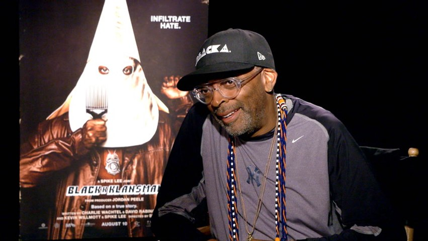 Ron Stallworth On Being The Real BlacKkKlansman