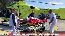 Le 18:18 - Avignon : embarquez à bord de l'hélicoptère du Samu