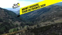 Mont Aigoual - Tour de France 2020