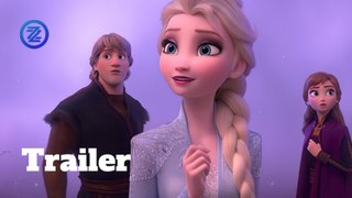 Frozen 2 International Trailer #1 (2019) Kristen Bell, Idina Menzel Animated Movie HD