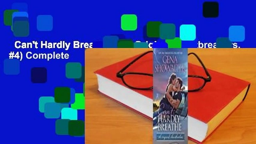 Can't Hardly Breathe (The Original Heartbreakers, #4) Complete