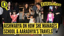 How Aaradhya Played a Role in Aishwarya Choosing 'Maleficent'