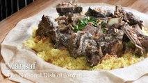 Mansaf - Jordan National Dish
