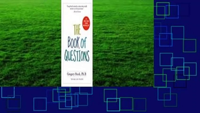 Full E-book  The Book of Questions: Revised and Updated Complete