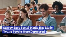 Social Media Is Growing Depression