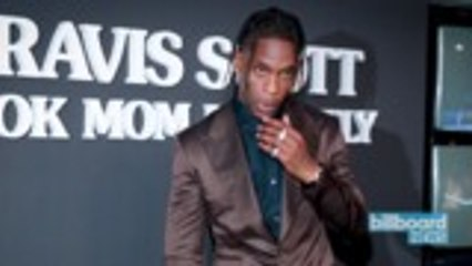 Travis Scott's 'Highest in the Room' Blasts Atop Billboard 100 | Billboard News