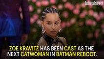 The Batman Casts Zoe Kravitz as Catwoman