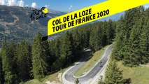 Col de la Loze - Tour de France 2020
