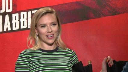 Scarlett Johansson Is Pushing for an All-Female Marvel Movie